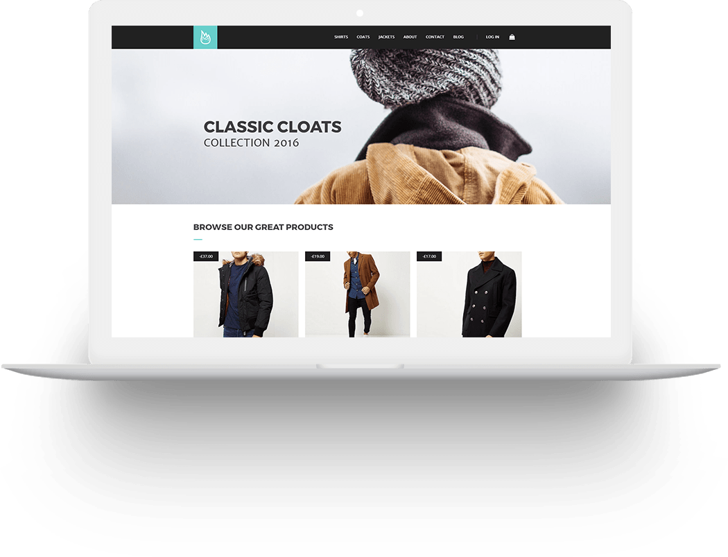 Start your online boutique