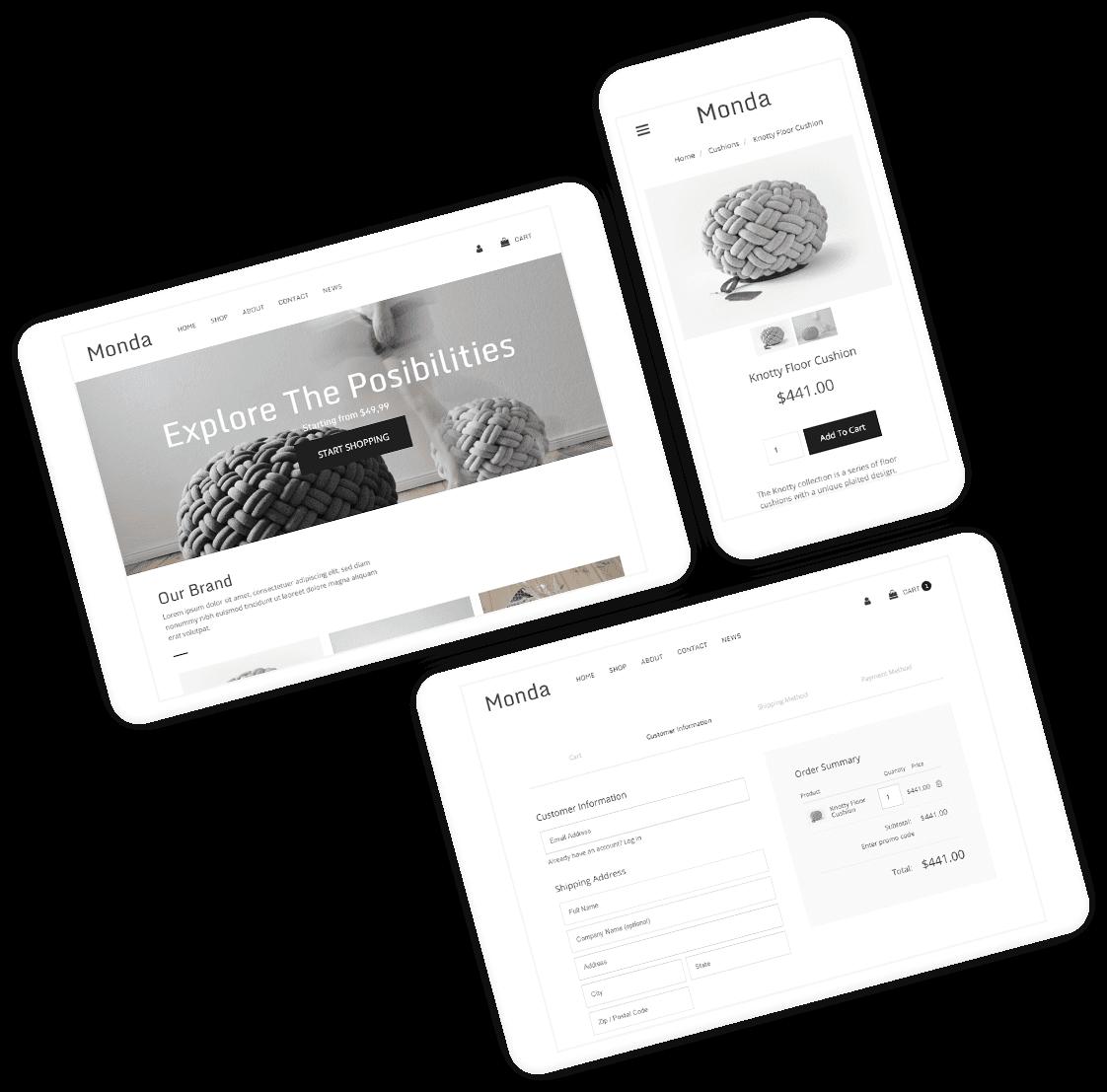създай страхотен онлайан магазин със Simvoly