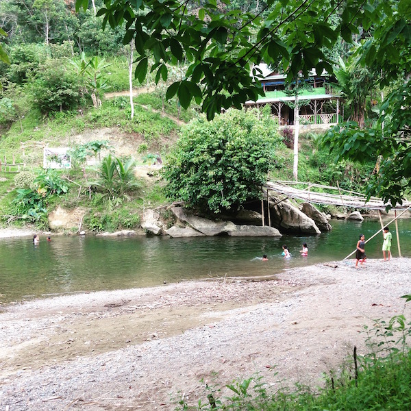 Children_swimming_in_the_Bohorok_River