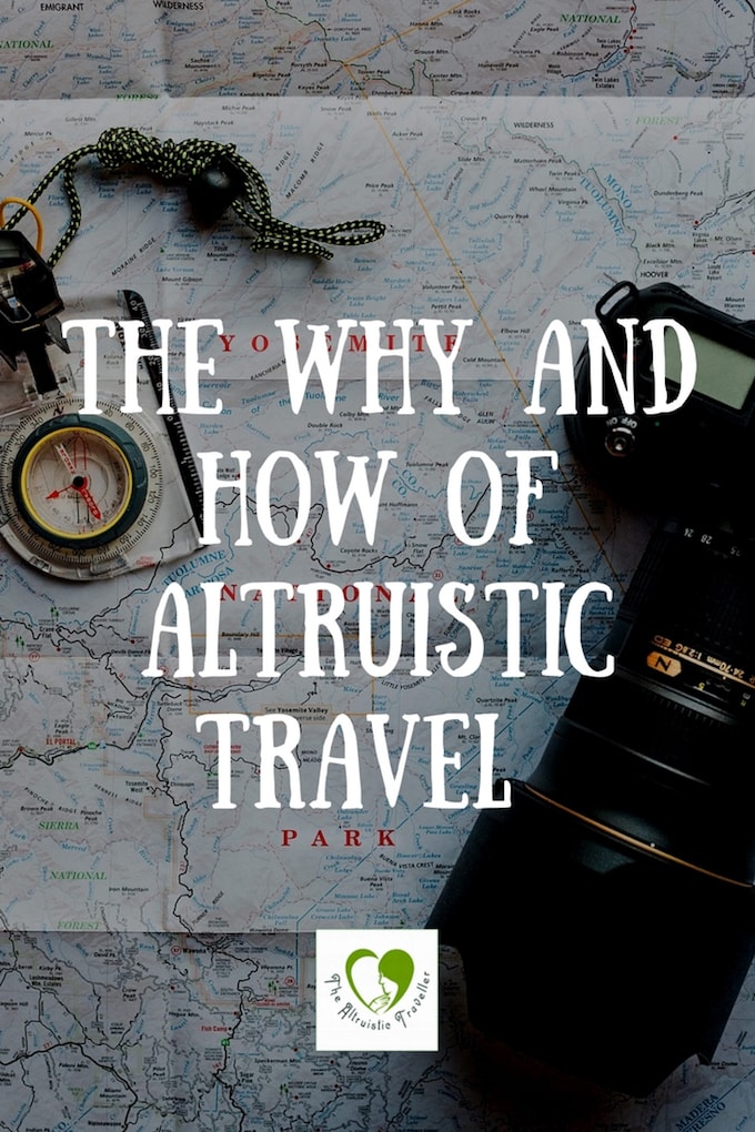 The Why and How of Altruistic Travel