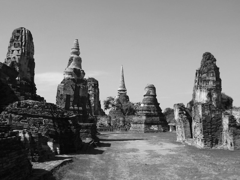 Historic City of Ayutthaya, Thailand